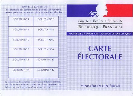 Carte électorale (source : Wikipédia)