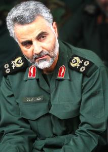 Qasem Soleimani, général iranien à la tête des forces Al-Qods (Source : Fars News Agency)